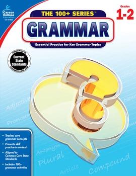 The 100+ Series Grammar Grades 1-2 SALE 20% OFF 104835