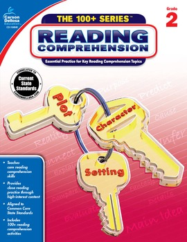The 100+ Series Reading Comprehension Grade 2 SALE 20% OFF 104840