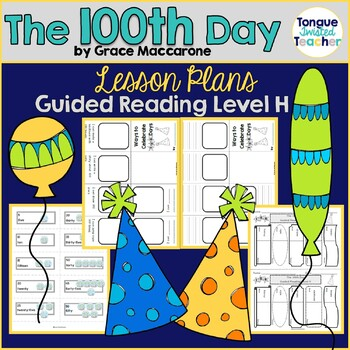 The 100th Day by Grace Maccarone, Guided Reading Lesson Pl
