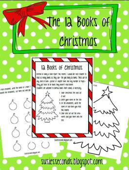 The 12 Books of Christmas: A December Book Report