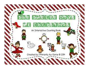The 12 Days of Christmas (Interactive Counting Book)
