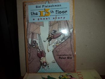 The 13th floor ISBN 0-440-47243-9