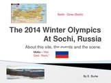 The 2014 Winter Olympics At Sochi, Russia