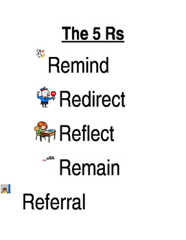 The 5 Rs of Classroom management