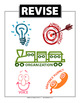The 6 Traits in the Writing Process Poster Set