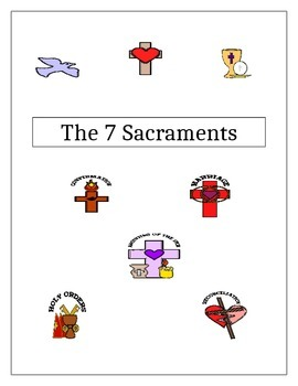 The 7 Sacraments Book