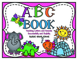 The Kindergarten ABC Book