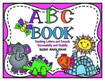 The Kindergarten ABC Book