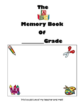 The ABC Book of Any Grade (Cover Option)