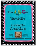 Academic Vocabulary