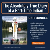 Absolutely True Diary of a Part-Time Indian by Sherman Ale