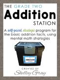 The Addition Station {Grade 2}