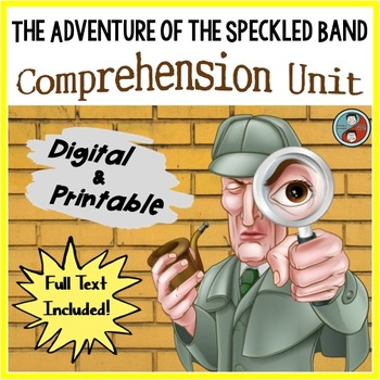 The Adventure of the Speckled Band Differentiated Mystery Unit