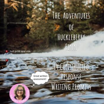 The Adventures of Huckleberry Finn: 14 Constructed Respons