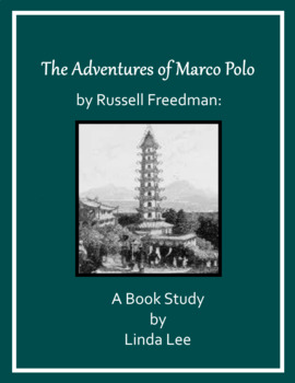 The Adventures of Marco Polo by Russell Freedman:  A Nonfi