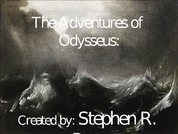 The Adventures of Odysseus:  An Animated PPT Presentation