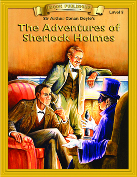 The Adventures of Sherlock Holmes RL5-6 Adapted and Abridg