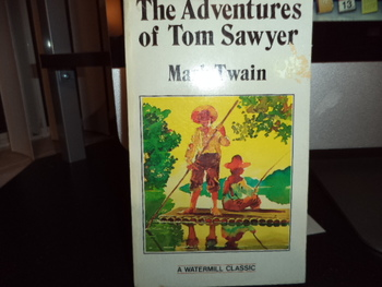 The Adventures of Tom Sawyer ISBN 089375-358-0