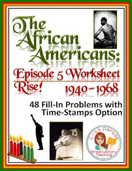 The African Americans Many Rivers to Cross Episode 5 Works