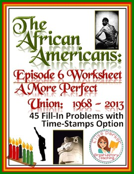 The African Americans Many Rivers to Cross Episode 6 Works