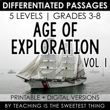 Age of Exploration: Passages (Vol. 1)