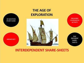 The Age of Exploration: Interdependent Share-Sheets Activity