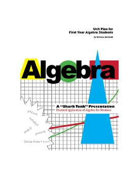 The Algebra of Business