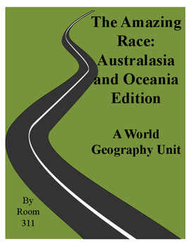 The Amazing Race: Australasia and Oceania Edition for Worl