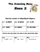The Amazing Race: Unit 1 CC Algebra I
