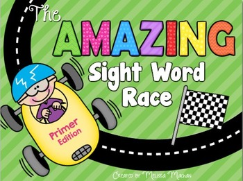 Sight Words: Primer  {Cards,Printables,Games, and MORE}