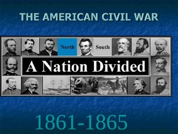 The American Civil War Powerpoint