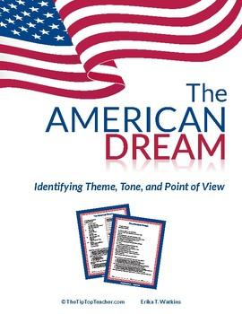(A Raisin in the Sun) The American Dream - Langston Hughes
