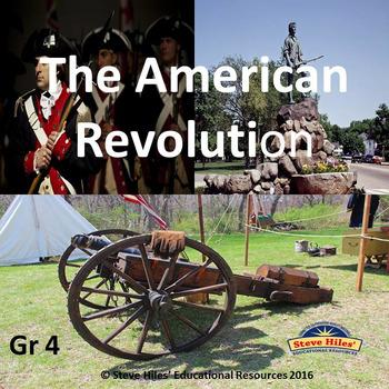 The American Revolution Grade 4