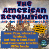 The American Revolution Lesson Plans & Interactive Noteboo