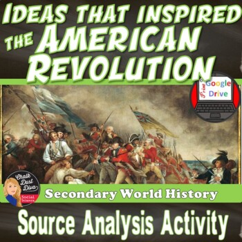 The American Revolution Significance Lecture & Text Analys