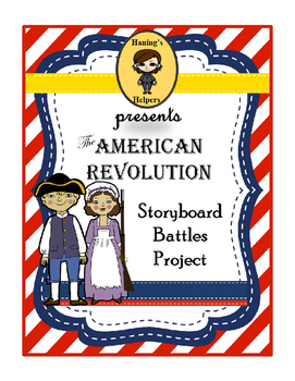 The American Revolution Storyboard Battles Project