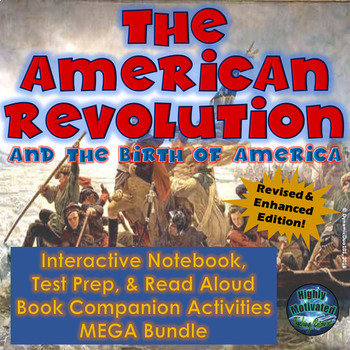 The American Revolution & The Birth of America Interactive