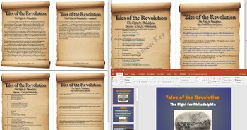 The American Revolution - Fight for Philadelphia 1777 Full