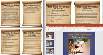 The American Revolution - The Treaty of Paris Full Lesson