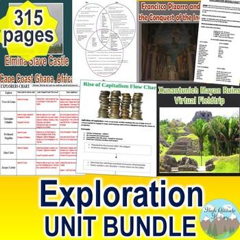 Exploration Unit / Americas & Exploration *Unit Bundle* (W