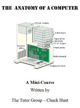 The Anatomy of a Computer - student manual