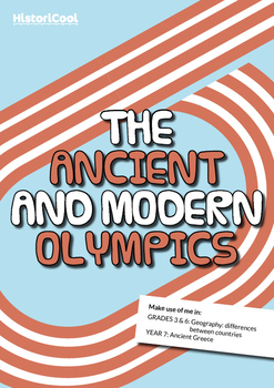 The Ancient & Modern Olympics Resource Bundle