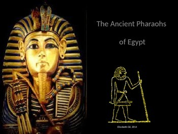 The Ancient Pharaohs of Egypt