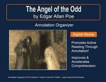 "EDGAR ALLAN POE'S ""The Angel of the Odd"": Annotation Organizer"
