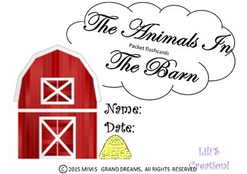 The Animals In The Farm Flashcards