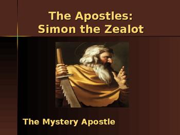 The Apostles - Simon the Zealot