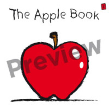The Apple Book - Level 1 Emergent Reader