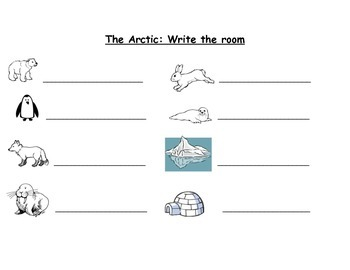 The Arctic Write the Room