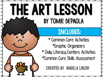 The Art Lesson: Aligning Houghton Mifflin 2nd Grade to Com