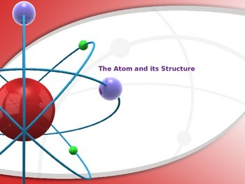 The Atom and Its Structure PowerPoint